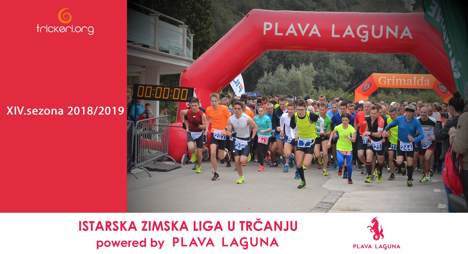 Istrian Winter Running League powered by Plava Laguna
