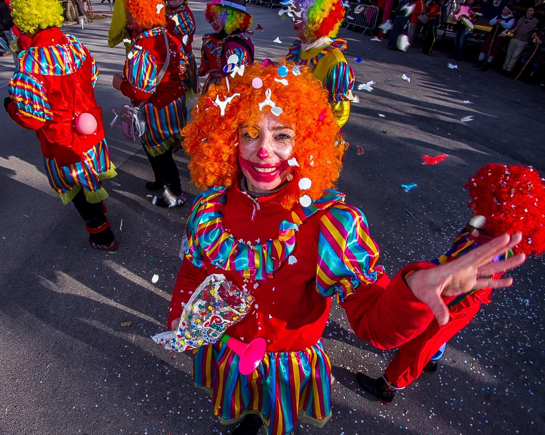 Carnival in Buzet