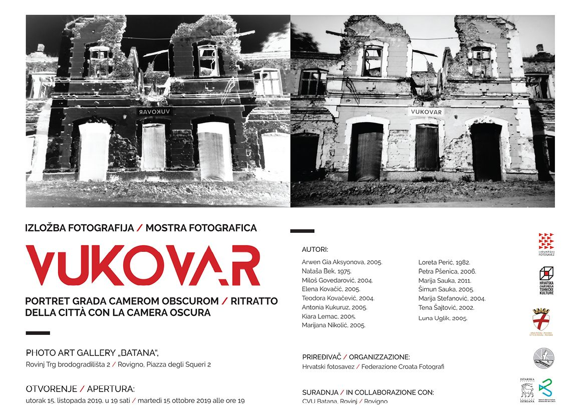 Vukovar - Portrait of the city with a Camera Obscura