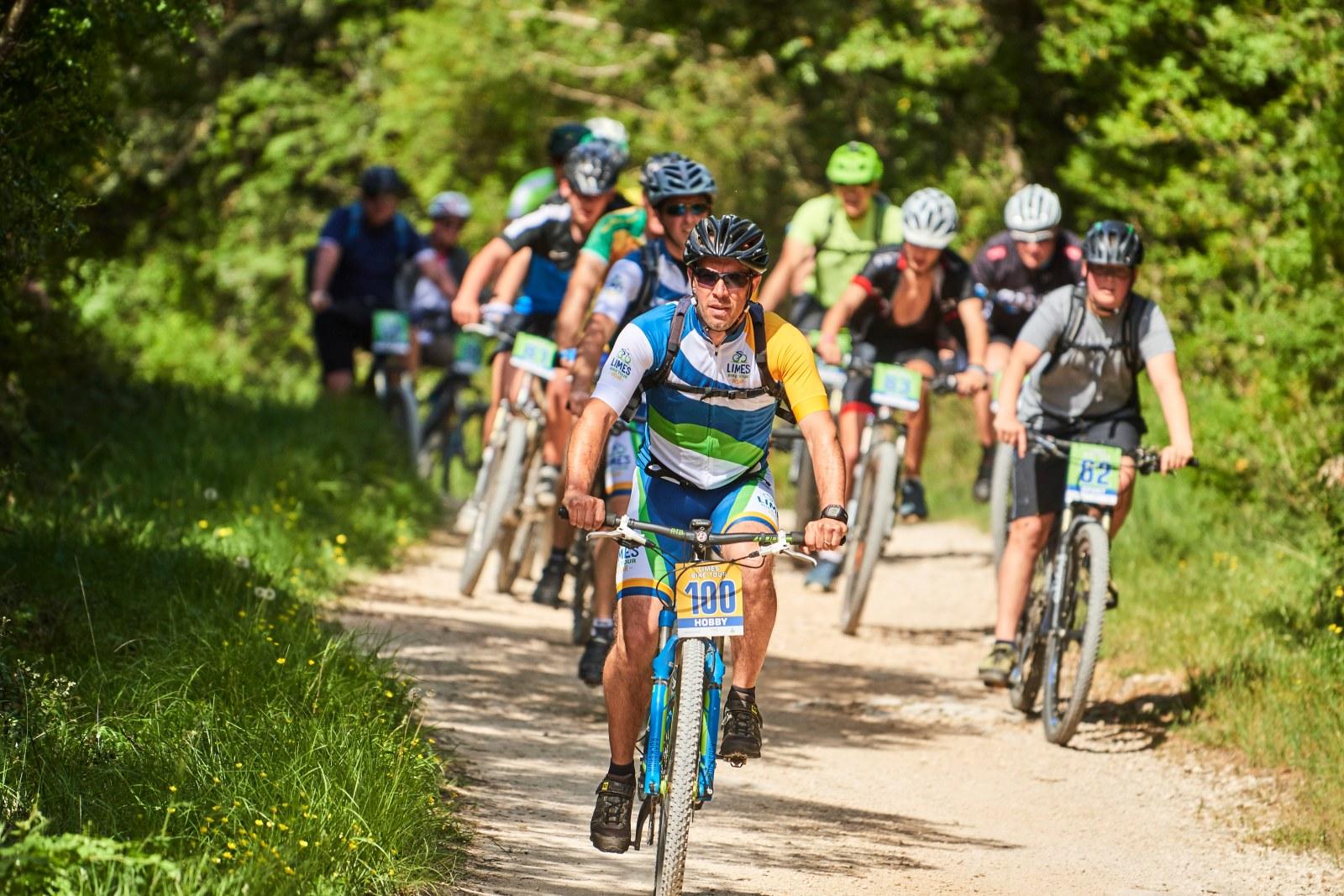 Limes bike tour