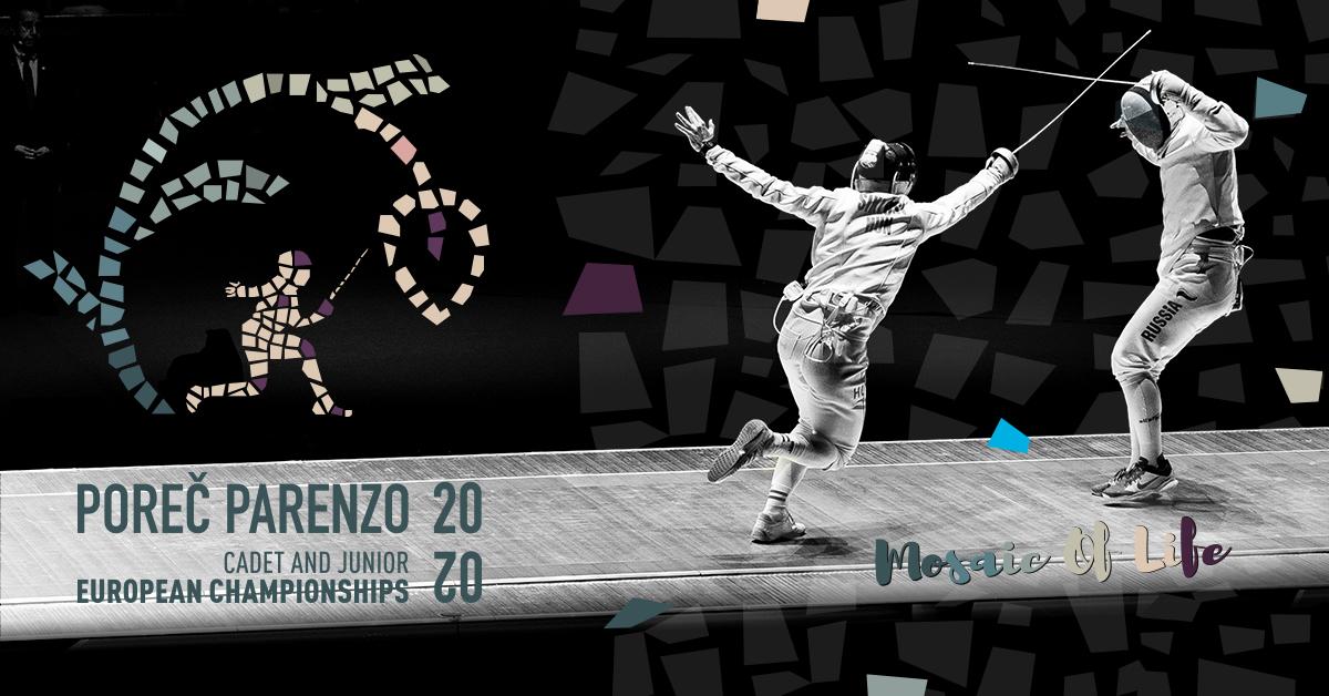 Cadet and Junior European Fencing Championships 2020.