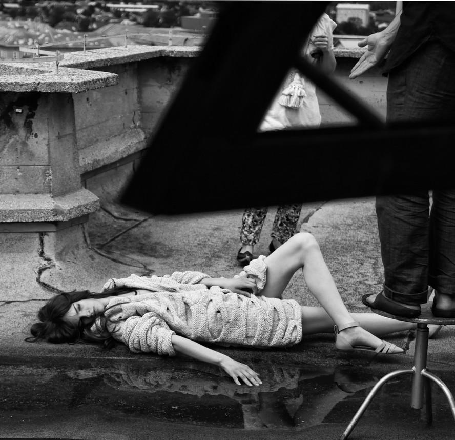 Izložba Aleš Gregorič: Polaroids