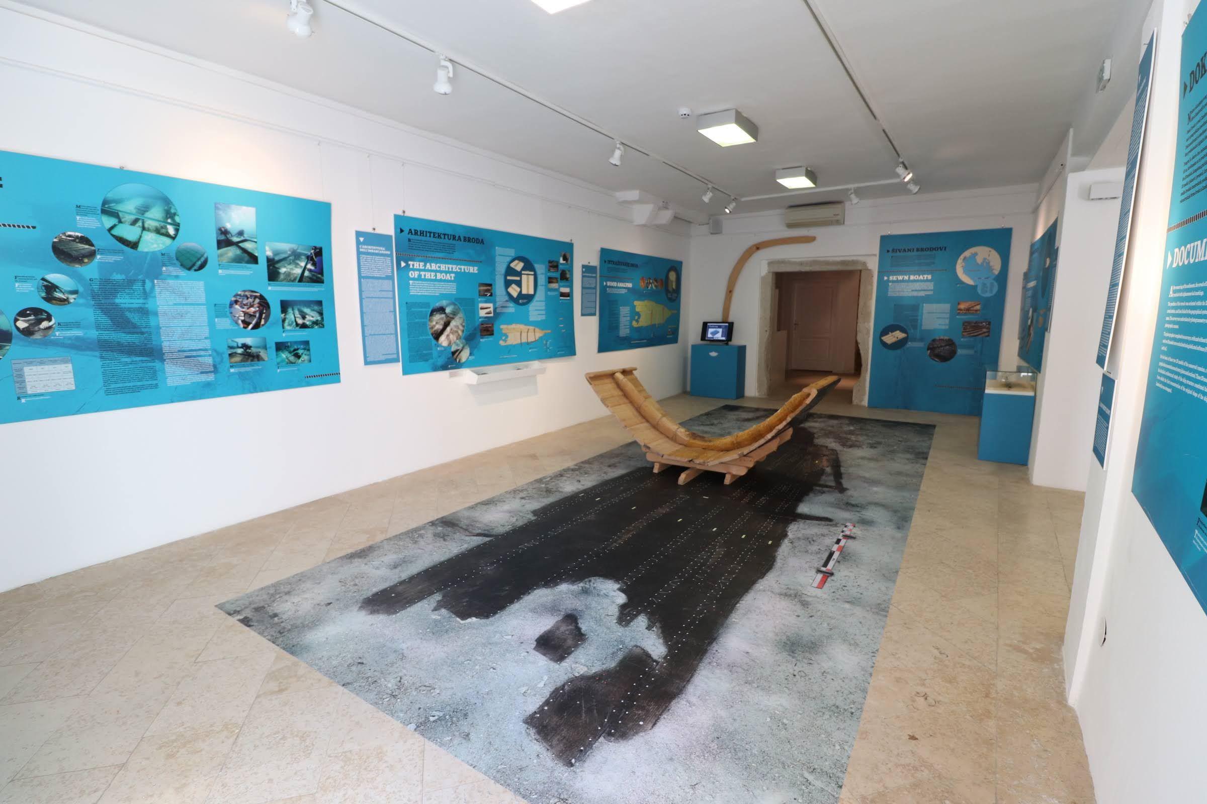 Zambratija – Prehistoric Sewn Boat