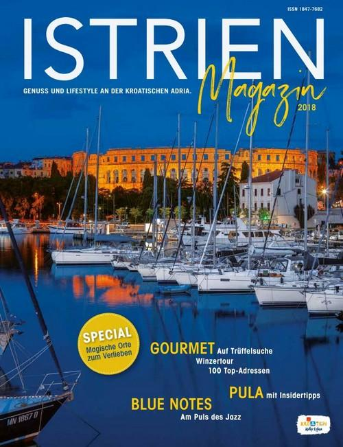 Istrien Magazin 2018