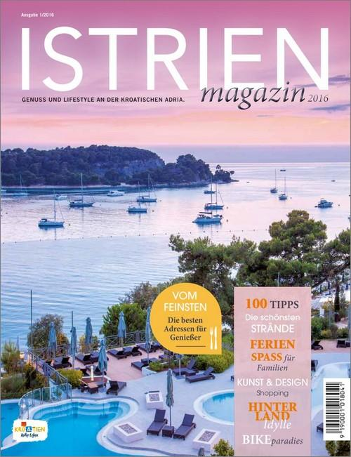 Istrien Magazin 2016