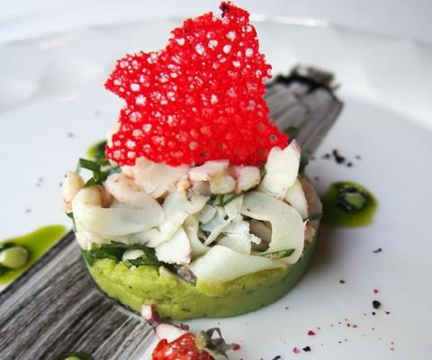 Days of asparagus and cuttlefish
