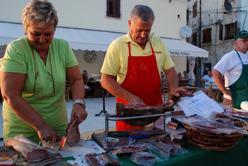 Traditional evenings: Hand Made Fair & Istra Gourmet